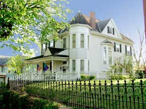 Bed & Breakfast Capital of Missouri